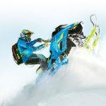 2018年Ski-Doo スキードゥを画像で見る